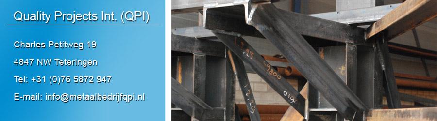 Metaalbedrijf QPI: zo veelzijdig als staal