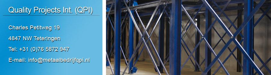Constructiebedrijf QPI in Breda